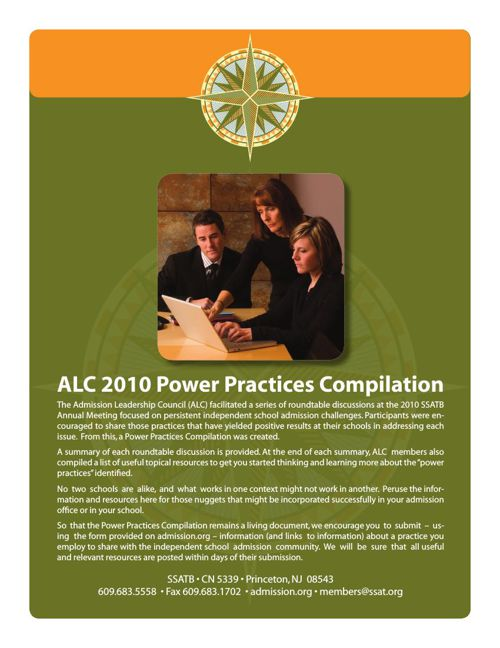 ALC Power Practices Compilation (2010)