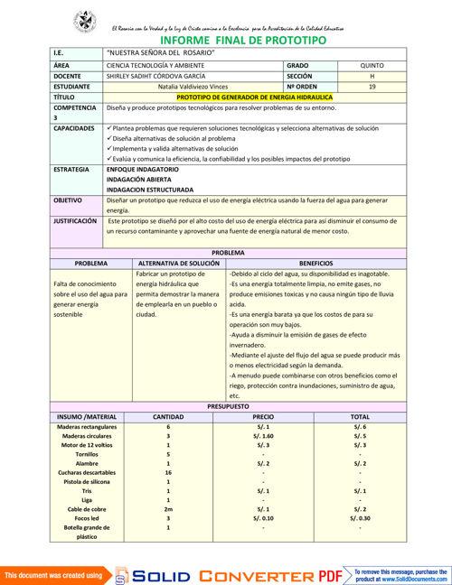 INFORME  FINAL DE PROTOTIPO (2)
