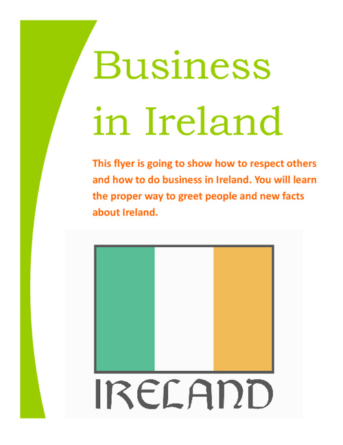 Business in Ireland