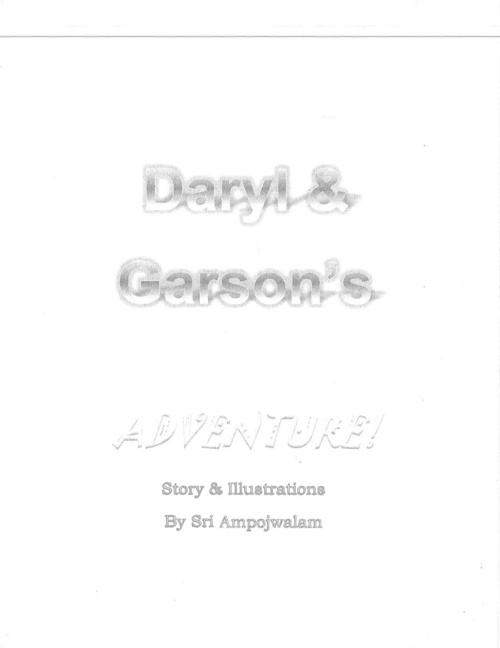 Daryl and Garson's Adventure
