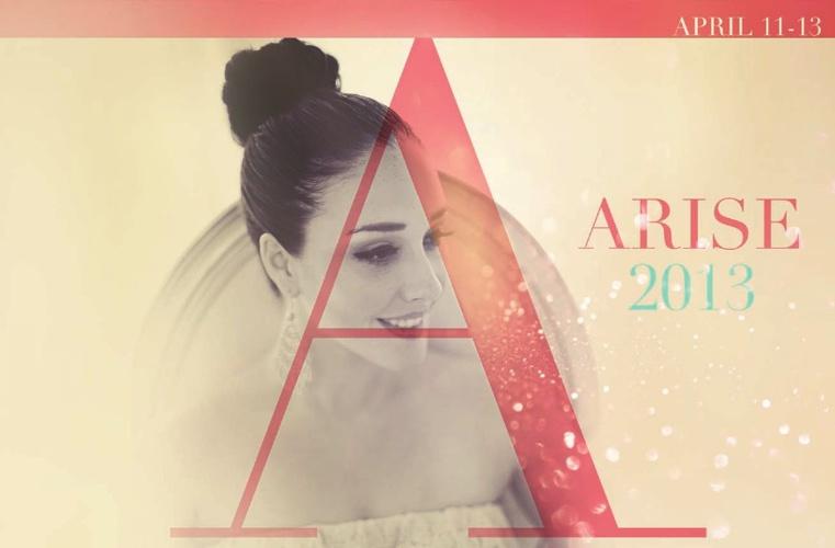 Arise 2013 Invitation