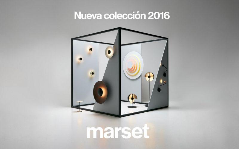 MARSET nueva coleccion 2016 y proyectos