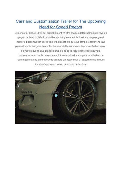 CarsandCustomizationTrailerforTheUpcomingNeedforSpeedReebot (1)
