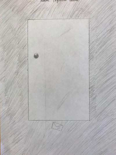 The Magic Door - Adam Dahmani