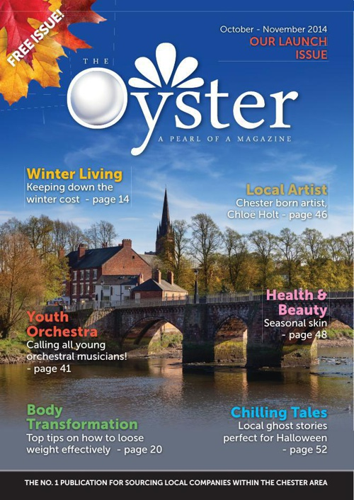 Oyster Magazine Issue2-print