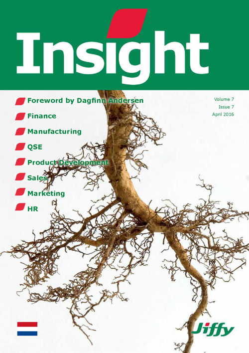 Jiffy Insight no 7 - 2016 - Dutch version