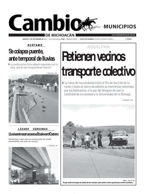 Municipios 6 Septiembre