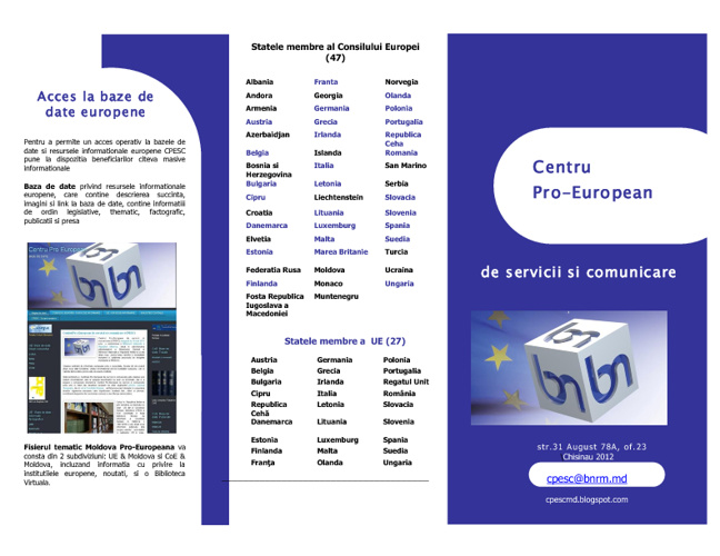 Centrul Pro-European