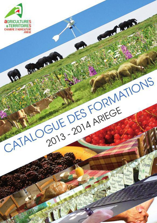 catalogue formation 2013-2014