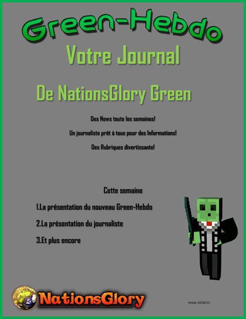 New Green-Hebdo