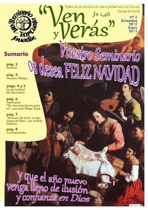 Revista nº2 «Ven y verás»