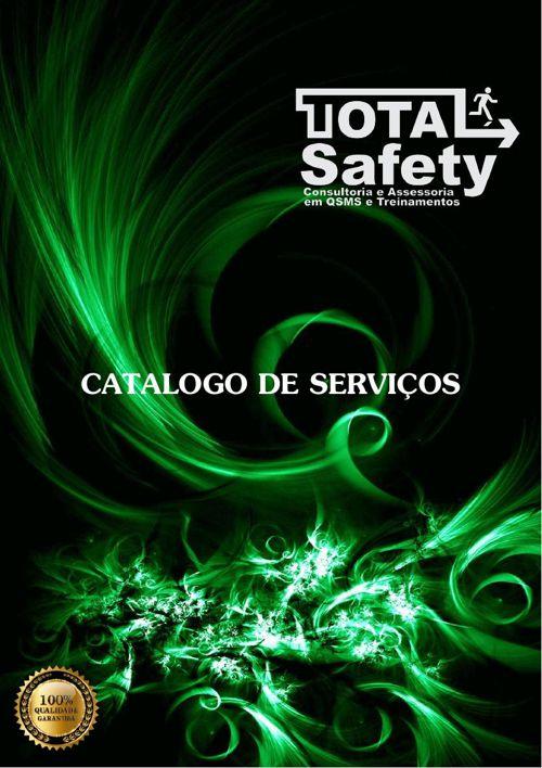 Catalogo de Serviços TotalSafety