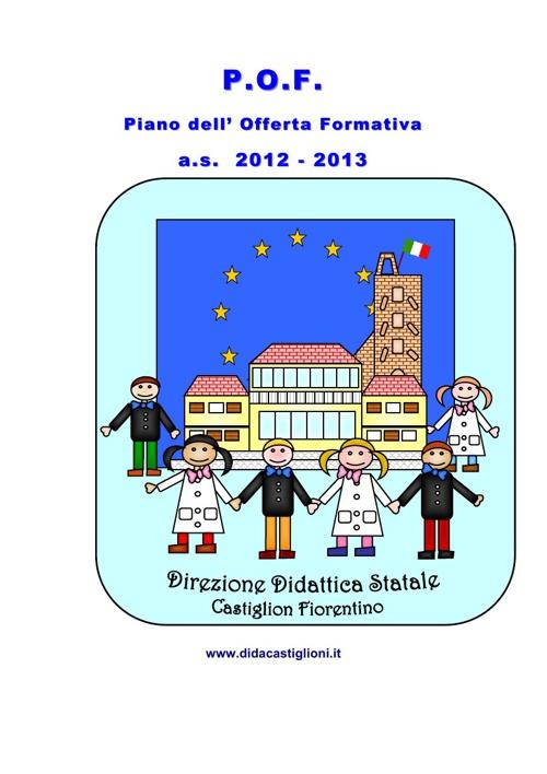 Piano Offerta Formativa 2012-2013