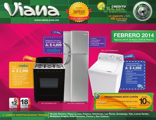 Catálogo Viana Febrero