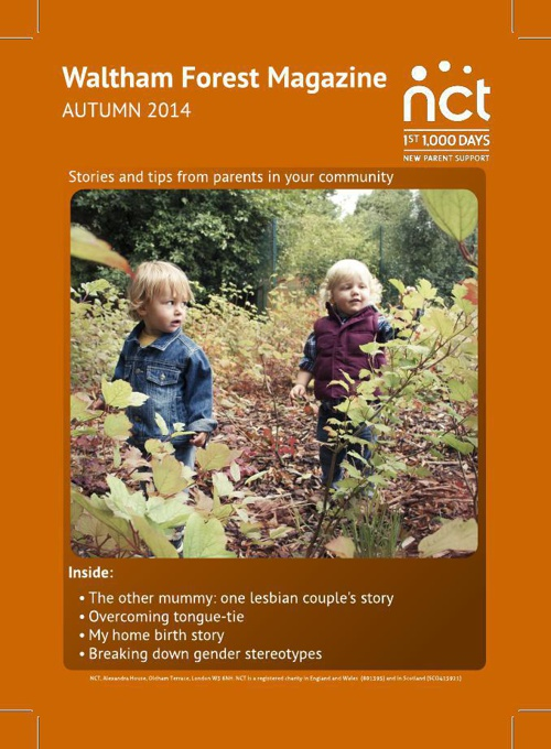 NCT Magazine Autumn 2014