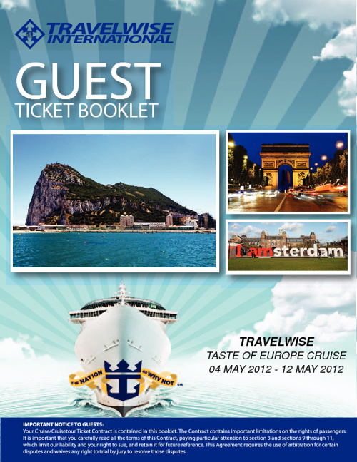 GRP ID#:8852910 TASTE OF EUROPE GUEST BOOKLET