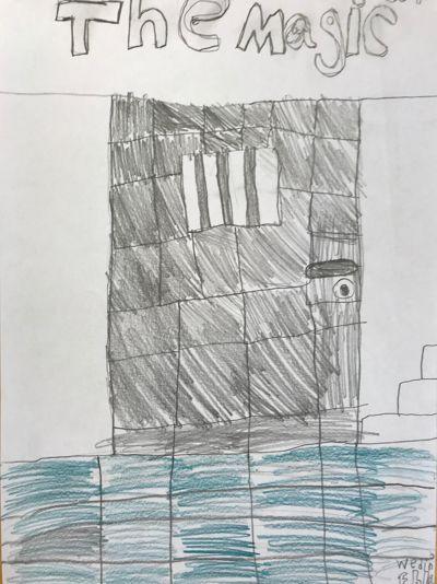 The Magic Door - Ebba Wedin