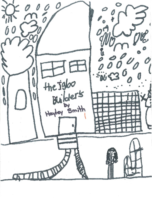 The Igloo Builders by Hayley Smith