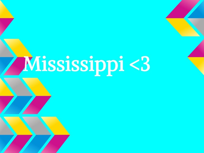 Amazing Mississippi