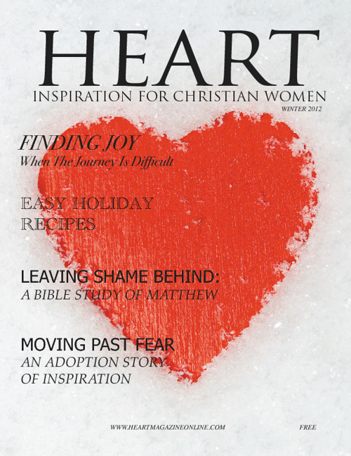 Heart Winter Issue