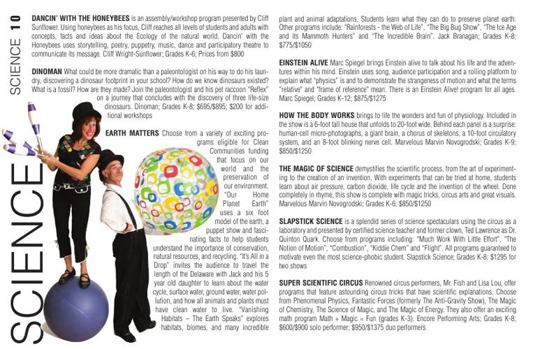 Part 2 - Morris Arts 2013-14 Arts in Education Program Guide
