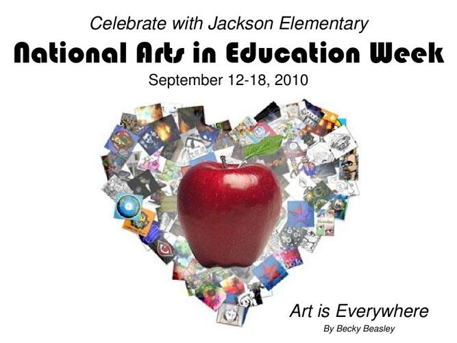 Arts Ed Week 2010