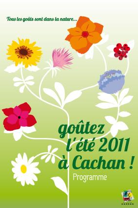 Brochure été 2011