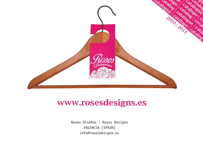 Brochure ROSES Designs - Valencia - Spain