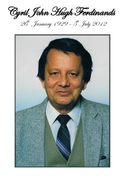Cyril Ferdinands