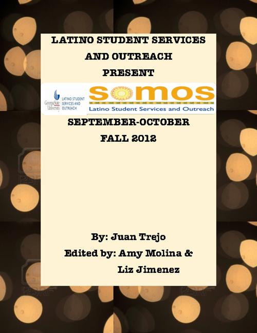 LASSO's Newsletter