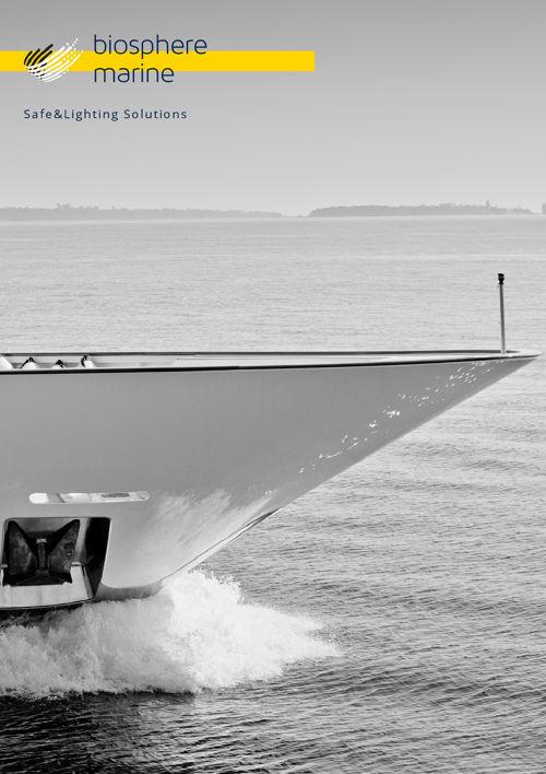 Catálogo iluminación de barcos