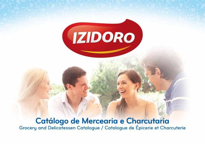 Catalogo de Mercearia e Charcutaria - Izidoro
