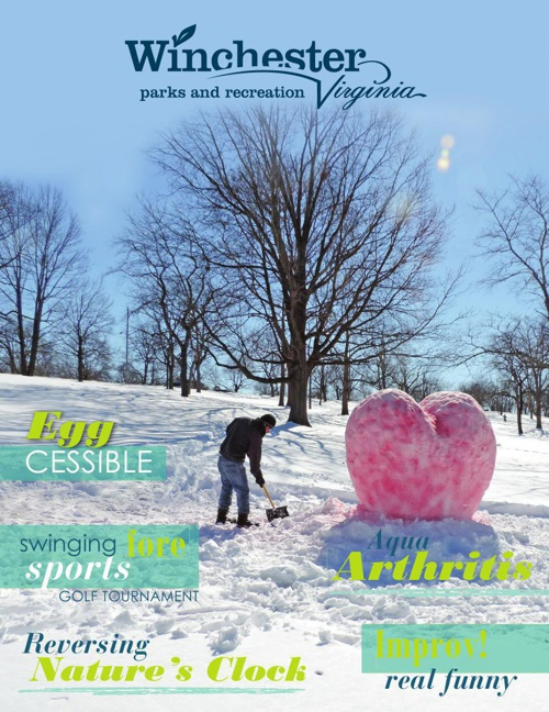 Winchester Parks and Recreation Activity Guide - December 2014-A