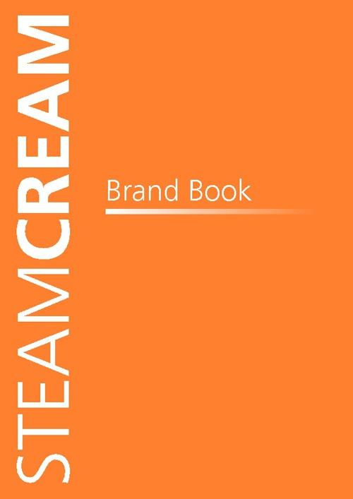 STEAMCREAM Brand Book
