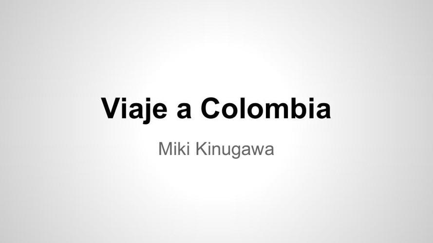 ViajeaColombia