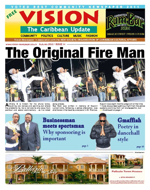ISSUE14 Vision Newspaper