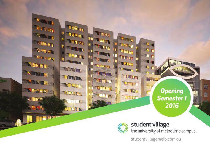 Student Village - Brochure