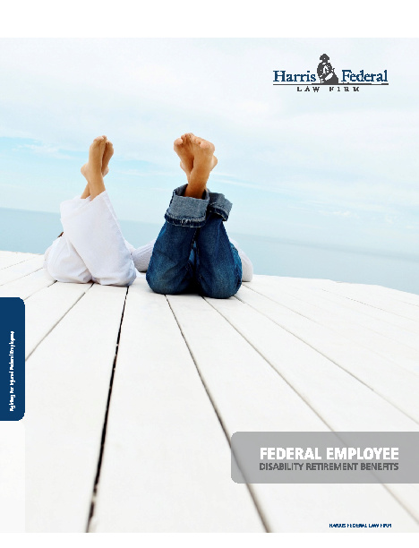 Harris Federal Law Firm - Federal Disability Retirement