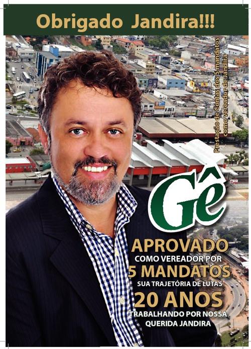 Revista do Gê - Ações como Vereador