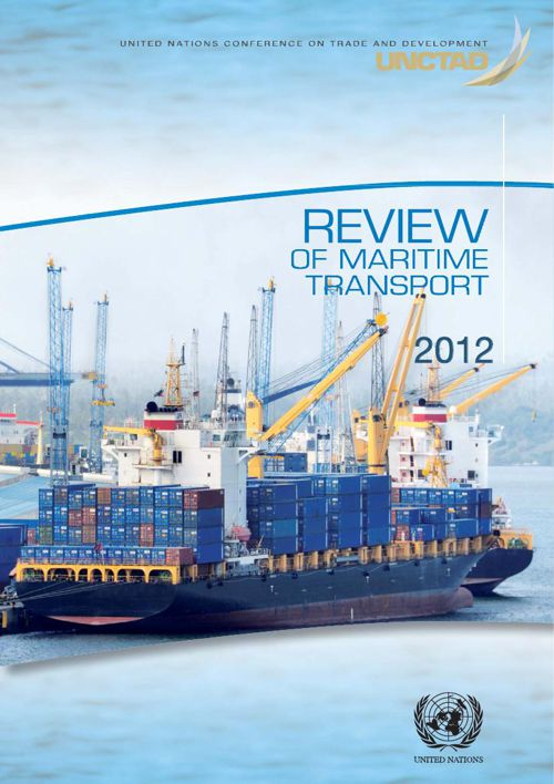 UNCTAD-Review of Maritime Transport 2102
