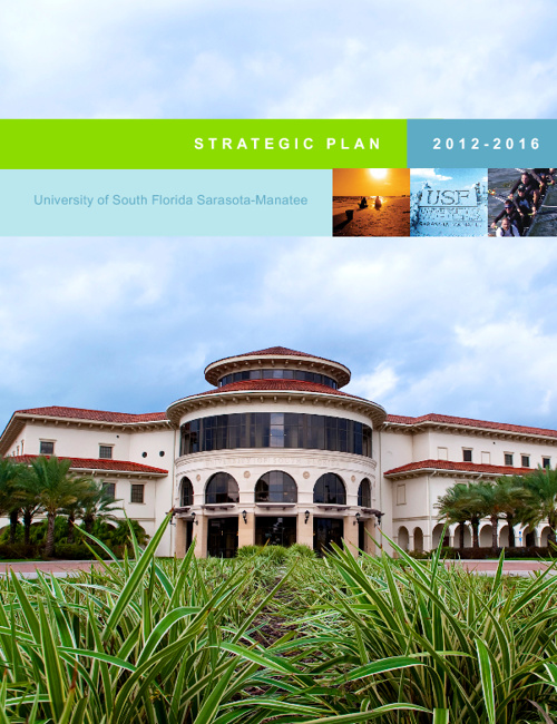 USF Sarasota-Manatee Strategic Plan 2012-2016