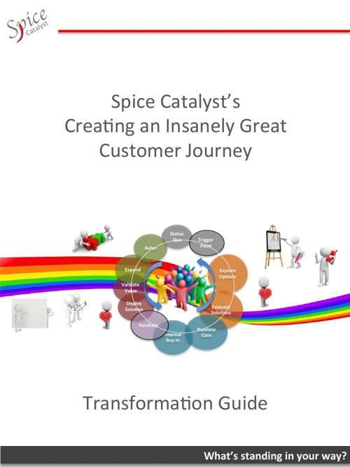 Creating an Insanely Great Customer Journey Engagement Guide