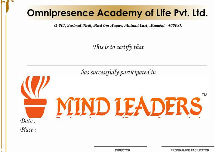 Mind leaders