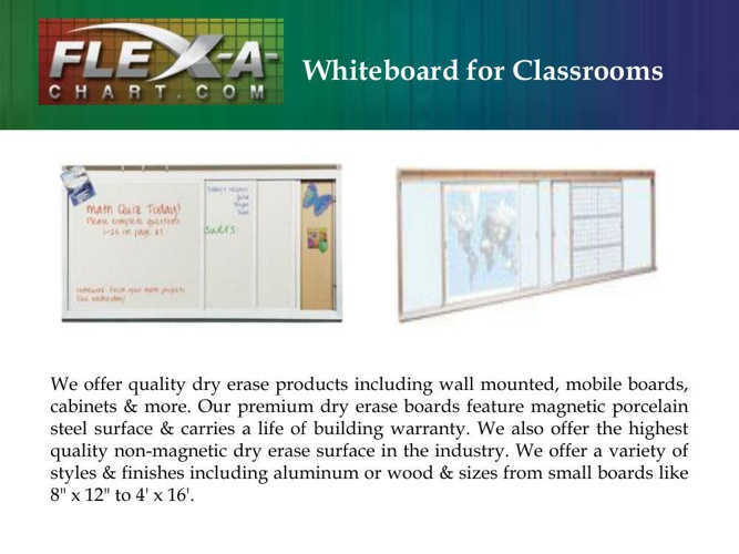 Whiteboard for Classrooms