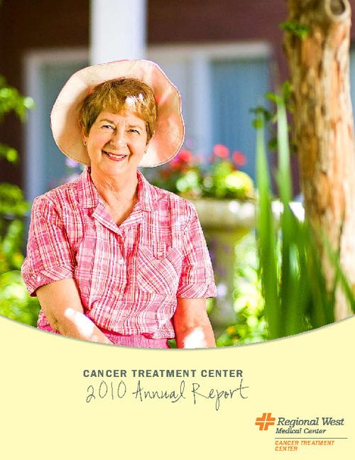 2010 Cancer Treatment Center Annual Report
