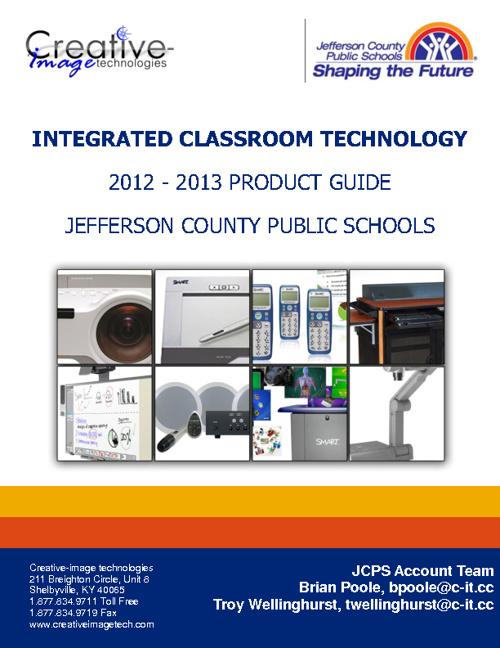 JCPS Catalog 2012-2013