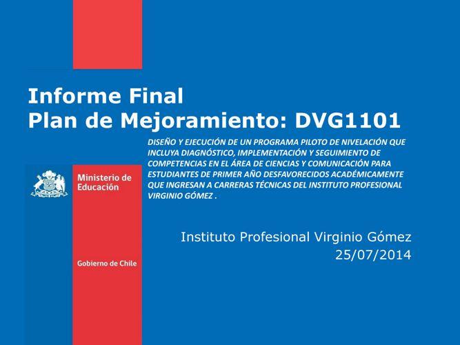 DVG1101