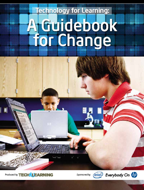 Technology for Learning: A Guidebook for Change
