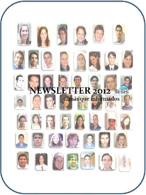 Newsletter Mayuo 2012