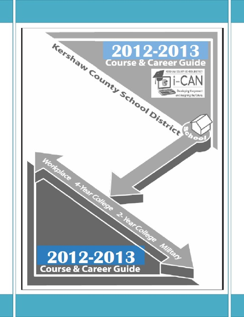 2012-13 KCSD Course & Career Guide
